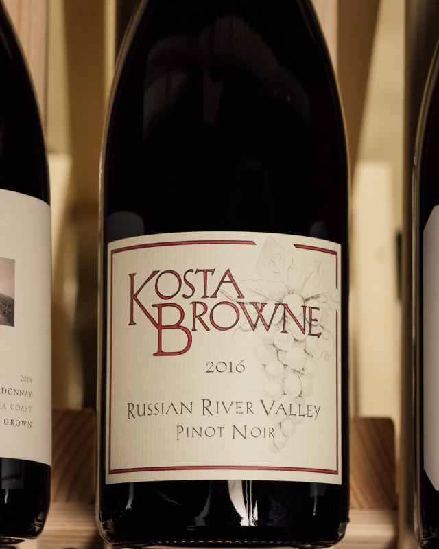 Kosta Browne Pinot Noir Russian River Valley 2016