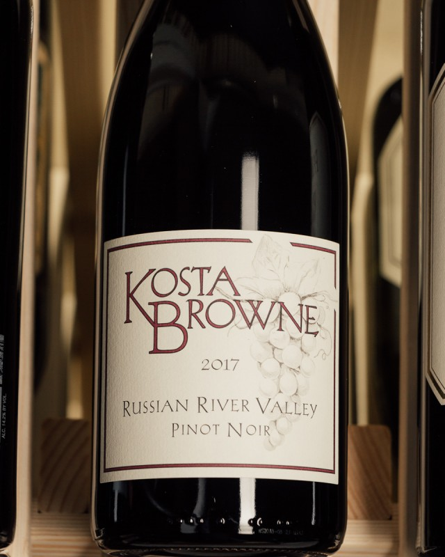 Kosta Browne Pinot Noir Russian River Valley 2017