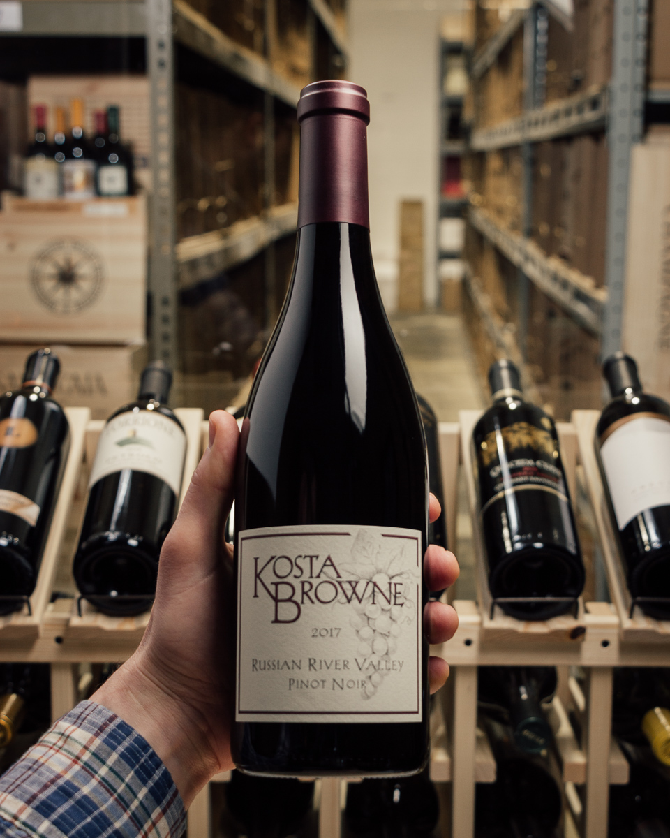 Kosta Browne Pinot Noir Russian River Valley 2017  - First Bottle