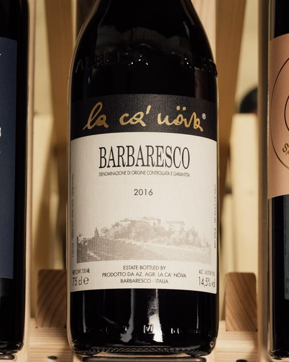 La Ca` Nova Barbaresco 2016