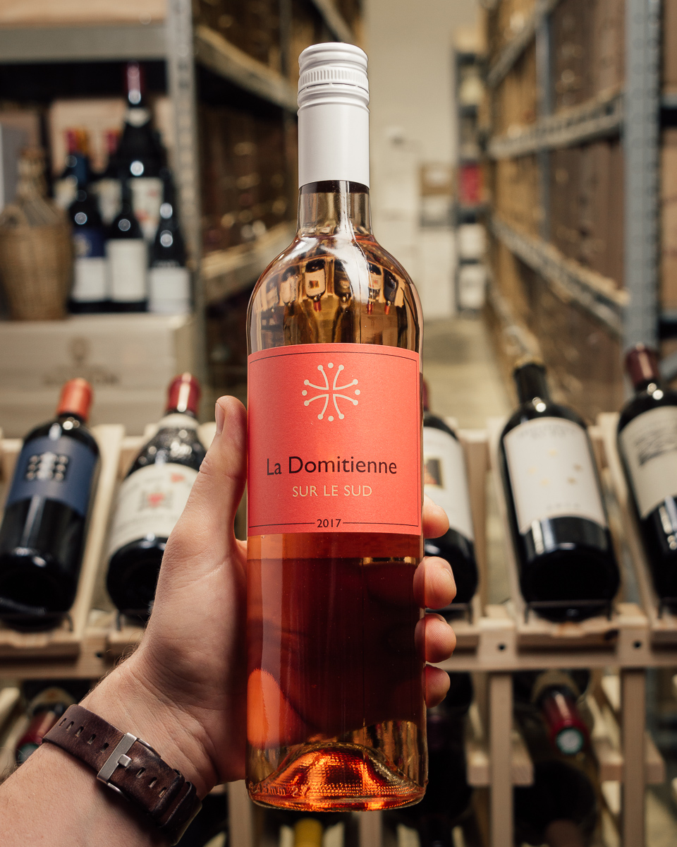 La Domitienne Rose Sur Le Sud 2017  - First Bottle