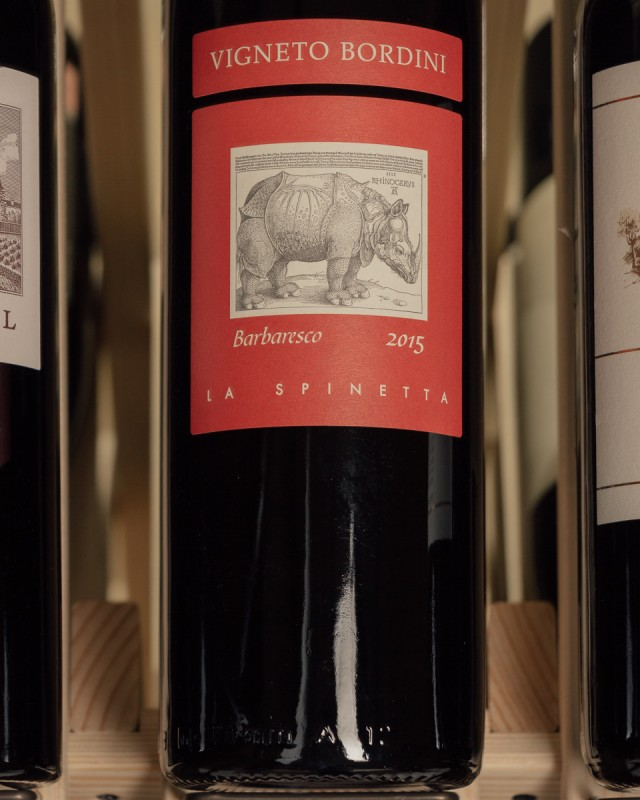 La Spinetta Barbaresco Vigneto Bordini 2015
