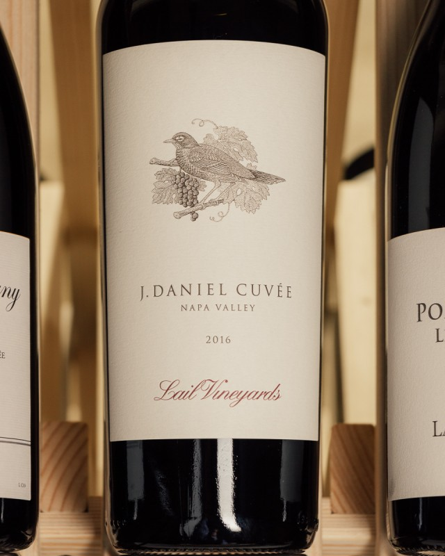Lail Vineyards Cabernet Sauvignon J. Daniel Cuvee 2016  - First Bottle
