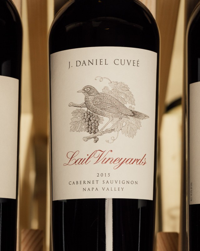 Lail Vineyards Cabernet Sauvignon J. Daniel Cuvee Napa Valley 2015