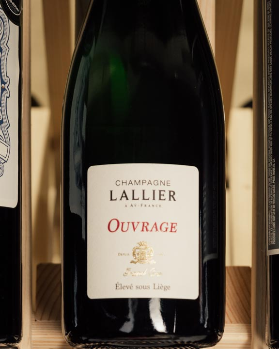 Lallier Ouvrage Grand Cru Extra Brut NV