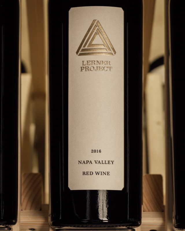 Lerner Project Proprietary Red Napa Valley 2016