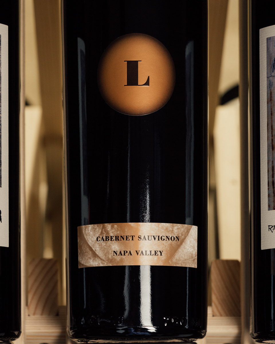 Lewis Cellars Cabernet Sauvignon Napa Valley 2016  - First Bottle