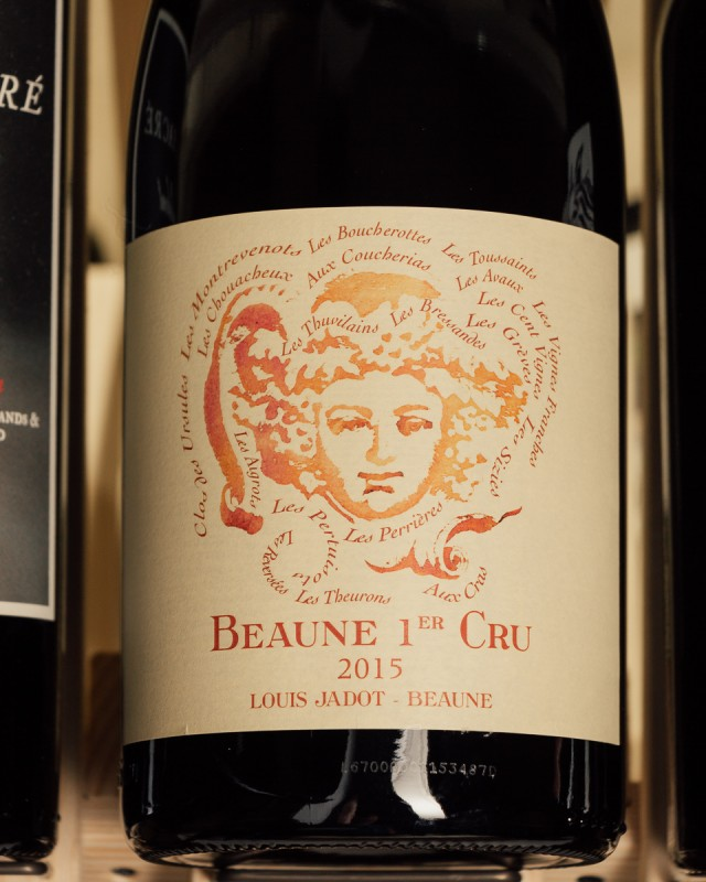 Louis Jadot Celebration Beaune 1er Cru 2015 (1.5L)