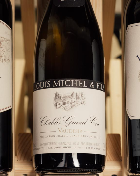 Louis Michel Chablis Vaudesir Grand Cru 2017