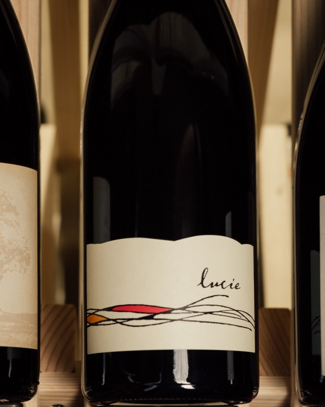 Lucie Pinot Noir Bacigalupi Vineyard Russian River Valley 2015