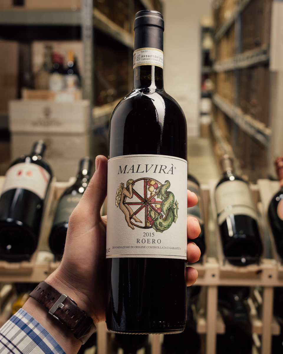 Malvira Roero Nebbiolo 2015  - First Bottle