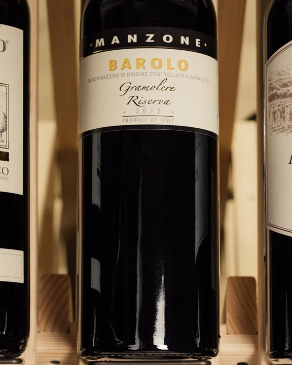 Manzone Barolo Riserva Gramolere 2013  - First Bottle