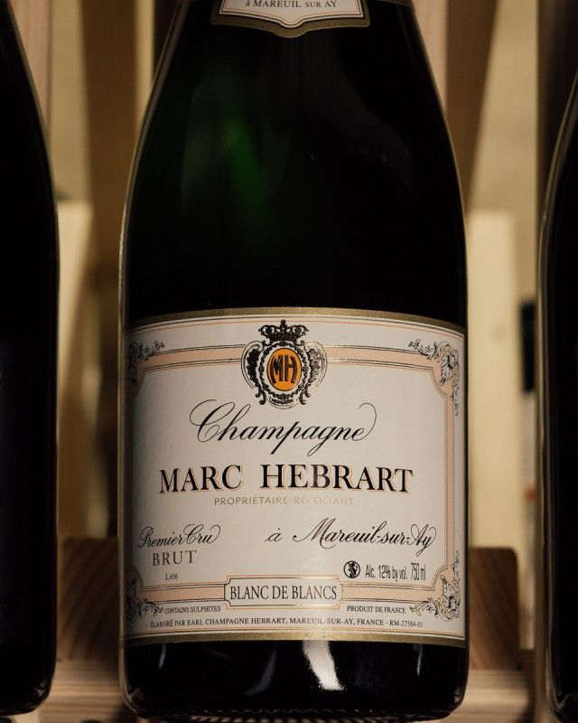 Marc Hebrart Blanc de Blancs Brut 1er Cru NV