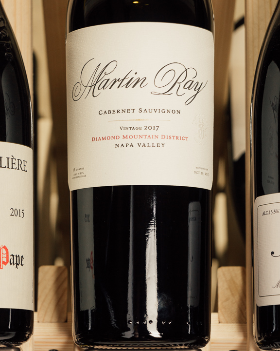 Martin Ray Cabernet Sauvignon Diamond Mountain 2017