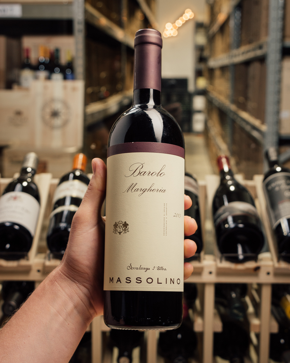 Massolino Barolo Margheria 2013  - First Bottle