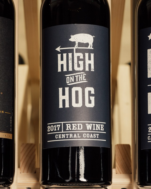 McPrice Meyers High on the Hog Red Blend 2017