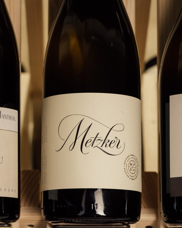 Metzker Chardonnay Ritchie Vineyard 2016