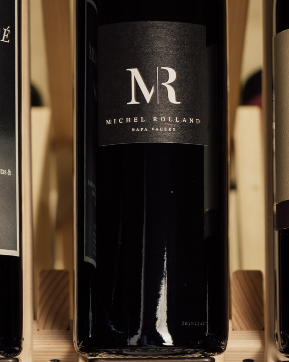 Michel Rolland Cabernet Sauvignon MR Napa Valley 2016  - First Bottle