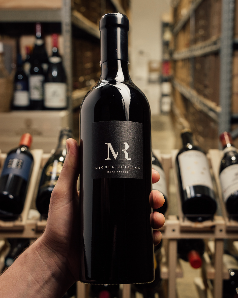 Michel Rolland Cabernet Sauvignon MR 2014  - First Bottle