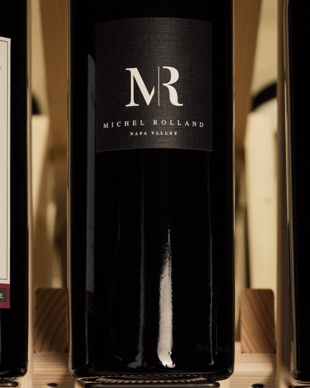 Michel Rolland Cabernet Sauvignon MR Napa Valley 2015