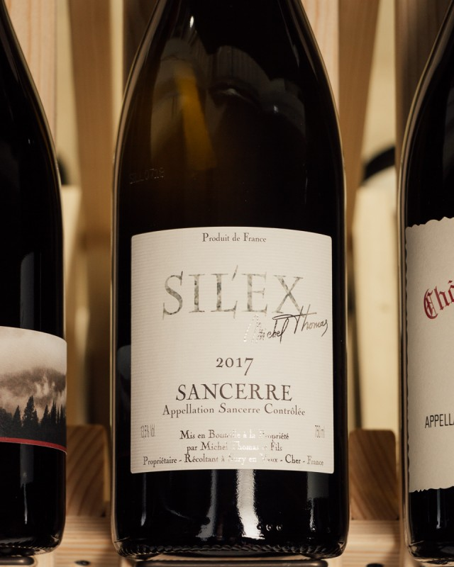 Michel Thomas Sancerre Sil`ex 2017