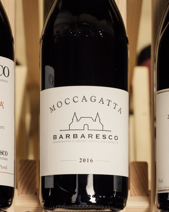 Moccagatta Barbaresco 2016  - First Bottle