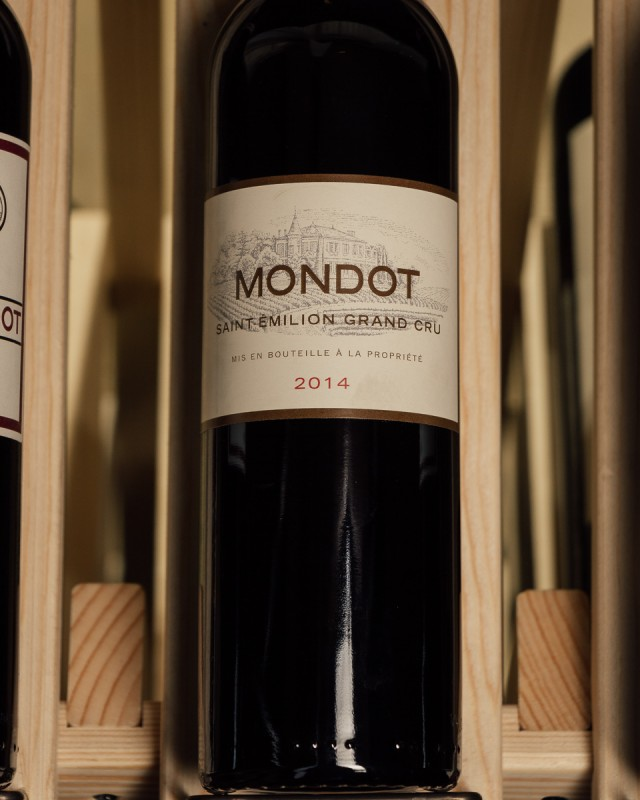 Mondot Saint Emilion 2014 (375mL)