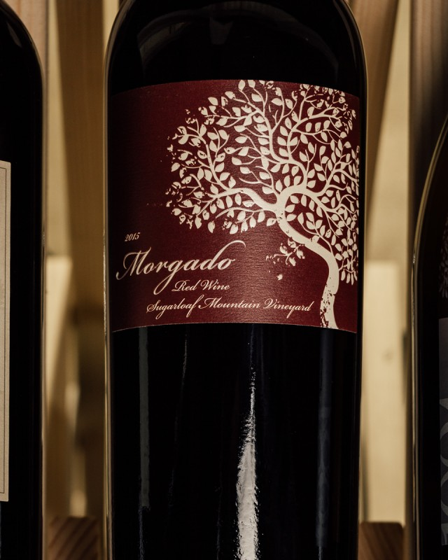 Morgado Cellars Proprietary Red Sugarloaf Mountain 2015