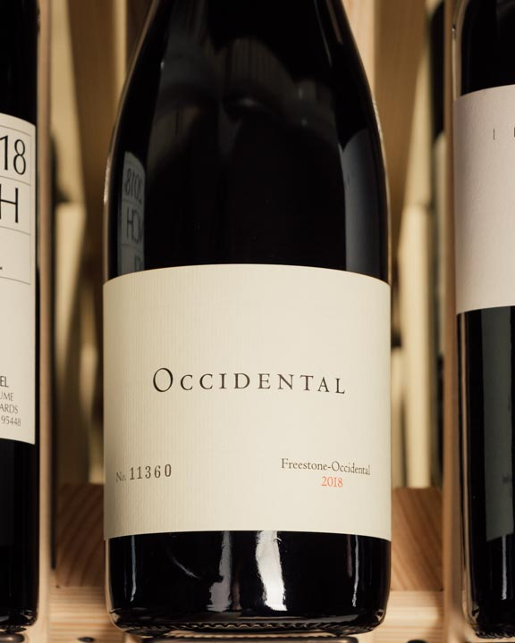 Occidental (Kistler) Pinot Noir Freestone-Occidental 2018