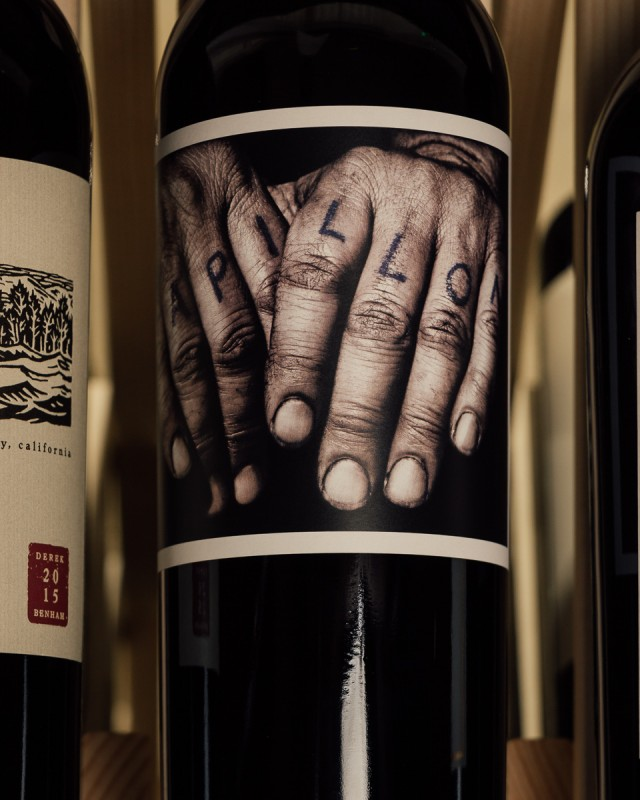 Orin Swift Red Papillon 2015