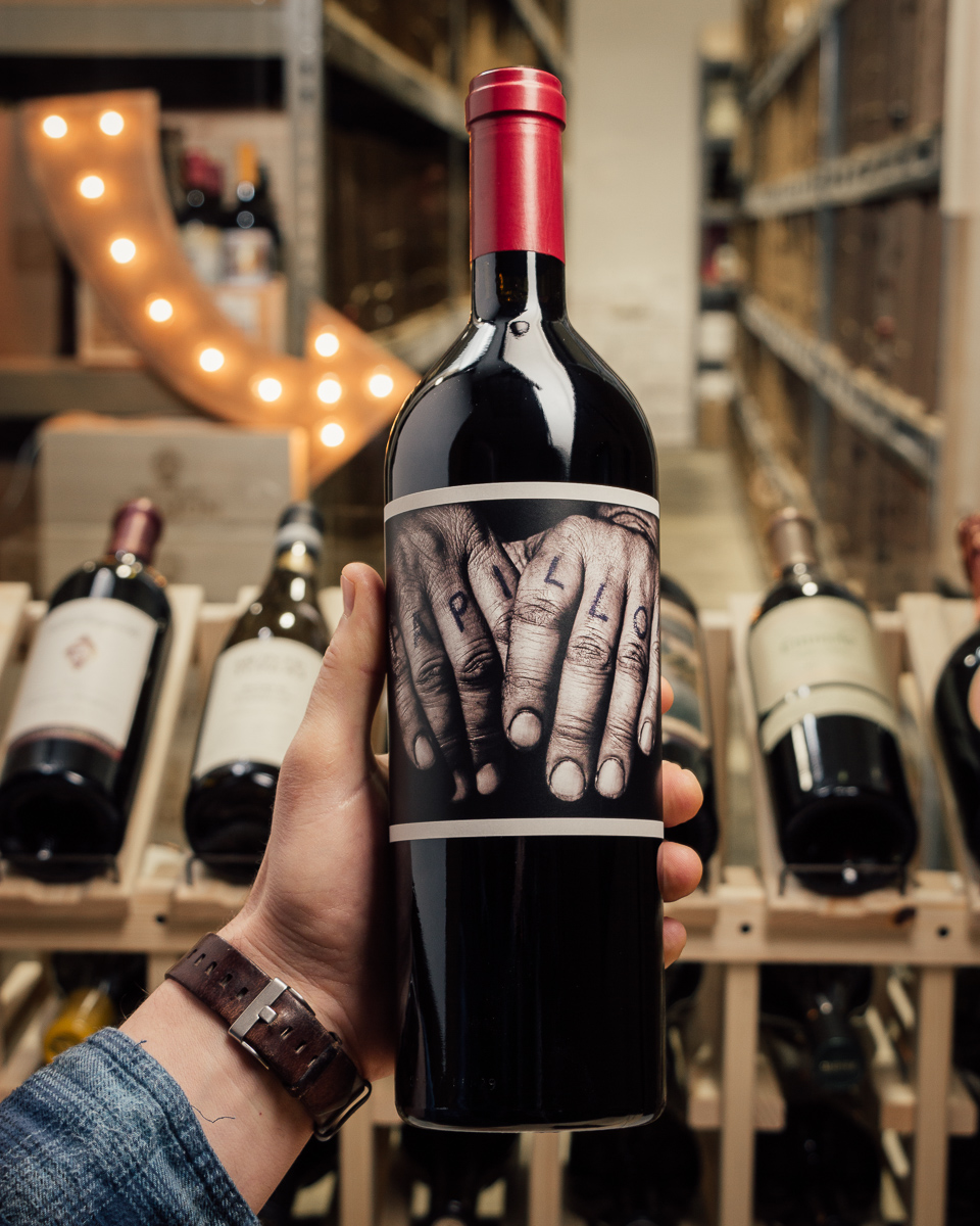 Orin Swift Red Papillon 2015  - First Bottle