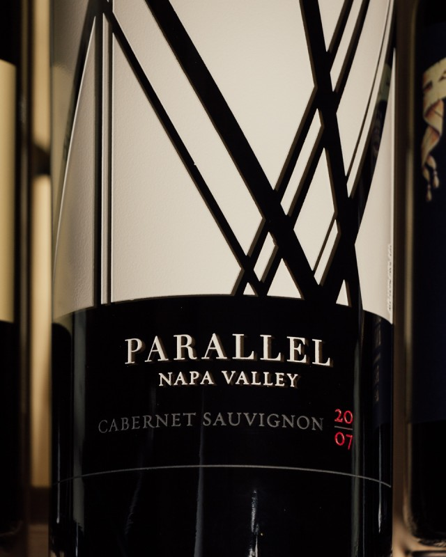 Parallel Wines Cabernet Sauvignon Napa Valley 2007 (Double Magnum 3L)
