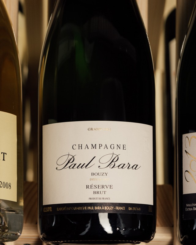 Paul Bara Brut Reserve Grand Cru NV