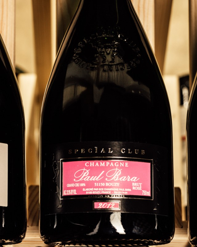 Paul Bara Brut Rose Special Club Grand Cru 2012