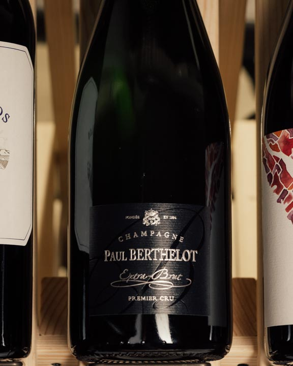 Paul Berthelot Cuvee Extra Brut NV