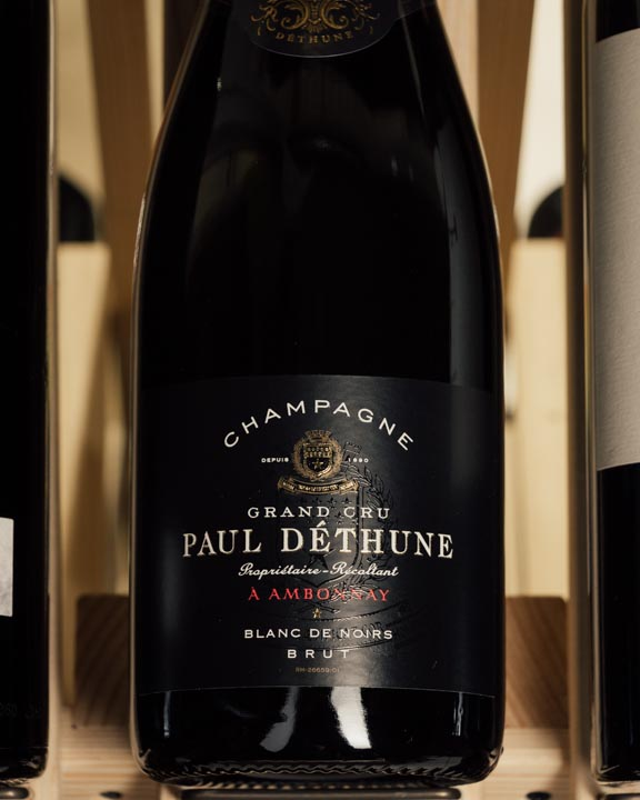 Paul Dethune Blanc de Noirs Grand Cru NV