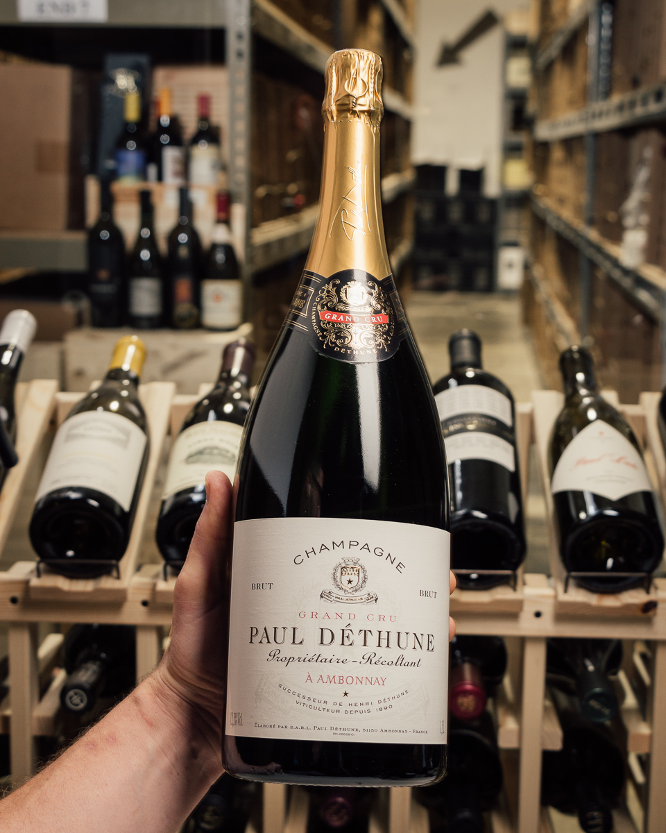 Paul Dethune Brut Grand Cru NV (Magnum 1.5L)  - First Bottle