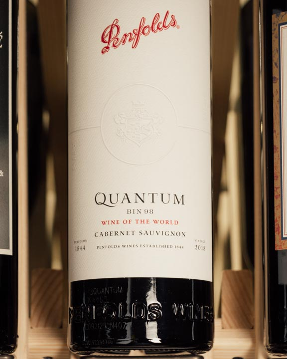 Penfolds Cabernet Sauvignon Bin 98 Quantum Wine of the World 2018