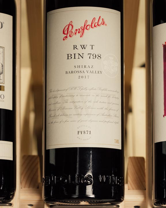 Penfolds Shiraz RWT 2017