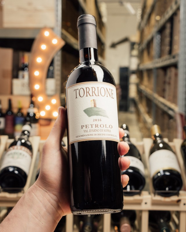 Petrolo Torrione Tuscany IGT 2016  - First Bottle