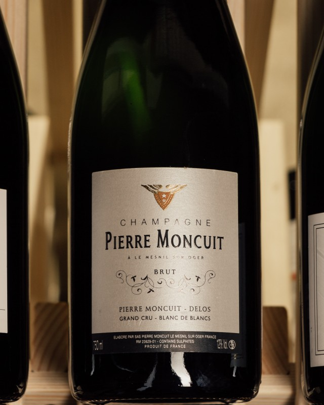 Pierre Moncuit Blanc de Blancs Grand Cru NV