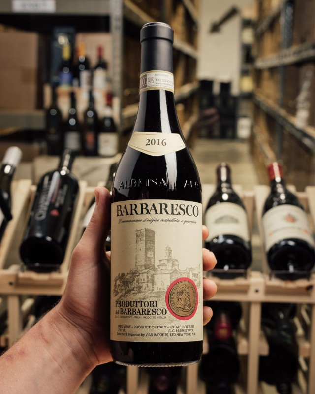 Produttori del Barbaresco Barbaresco 2016  - First Bottle