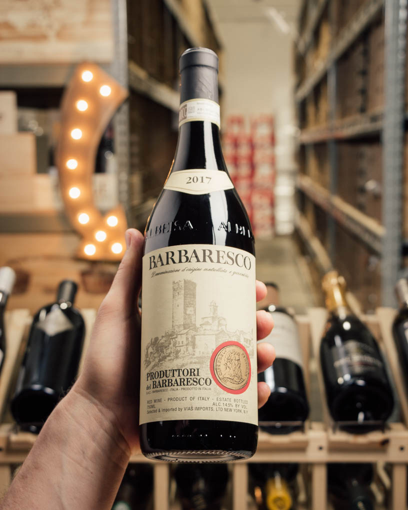 Produttori del Barbaresco Barbaresco 2017  - First Bottle