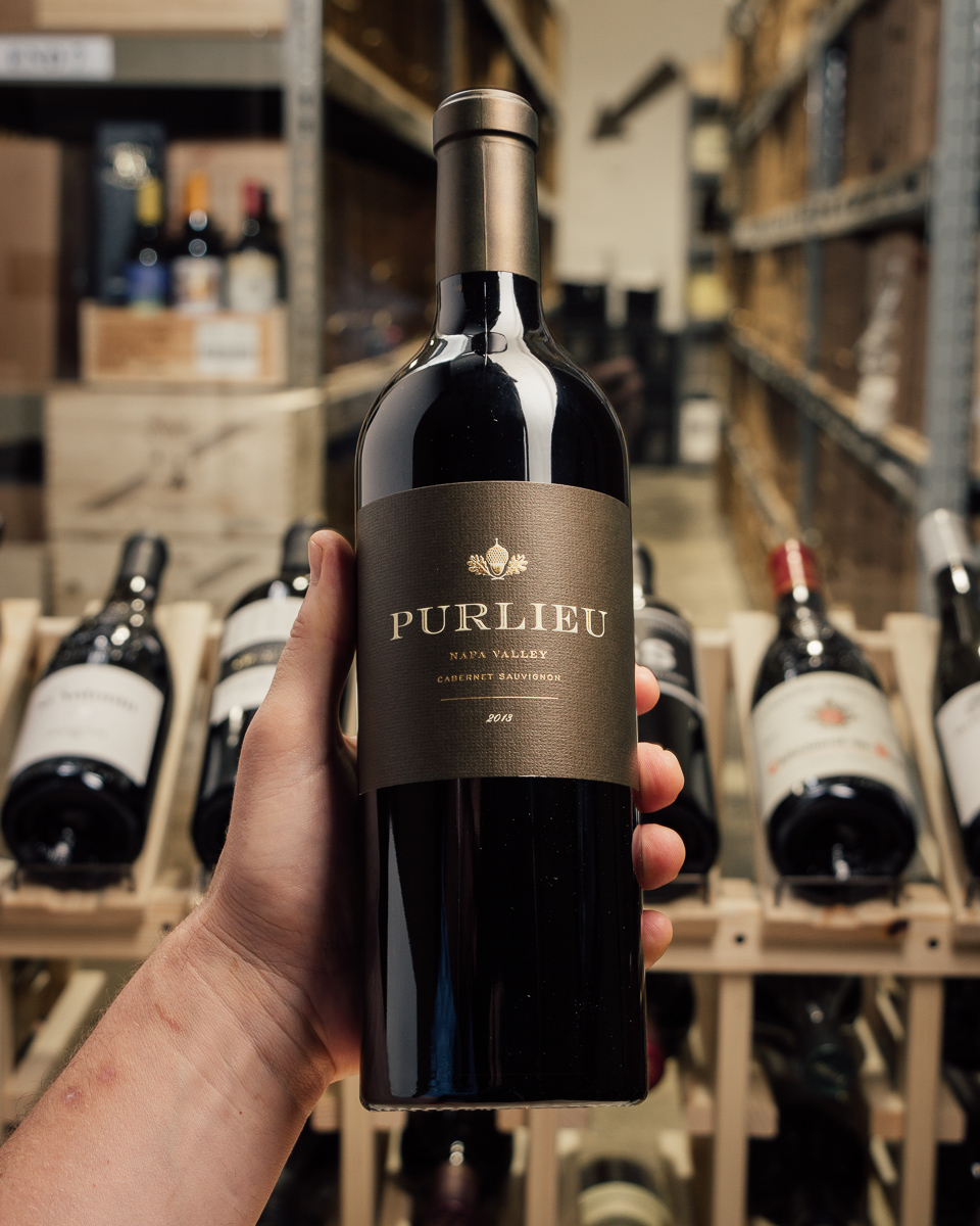 Purlieu Wines Cabernet Sauvignon Purlieu 2013  - First Bottle