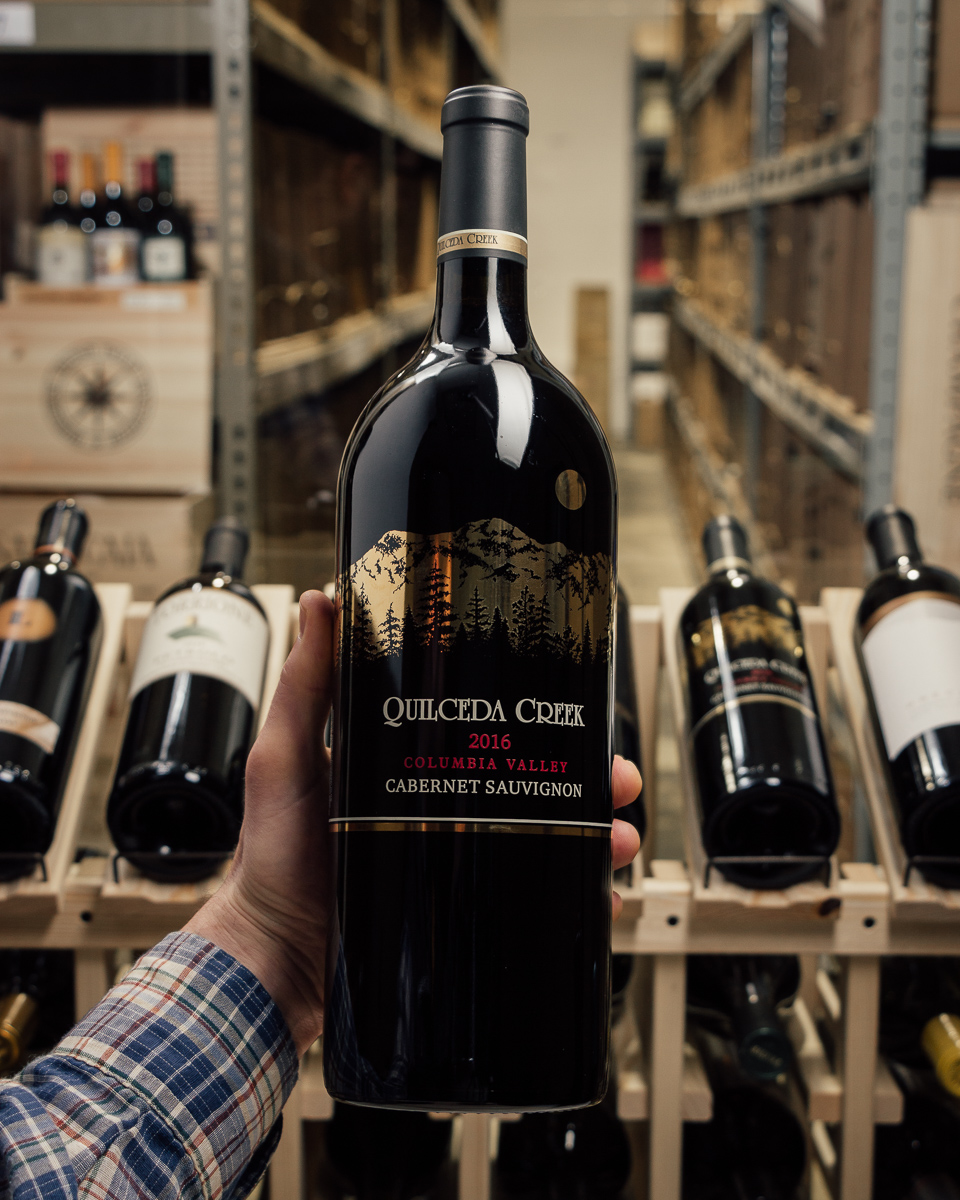 Quilceda Creek Cabernet Sauvignon Columbia Valley 2016 (Magnum 1.5L)  - First Bottle
