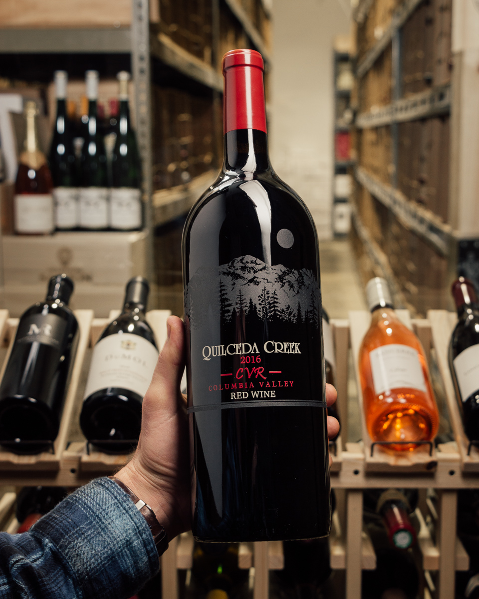 Quilceda Creek Proprietary Red CVR 2016 (Magnum 1.5L)  - First Bottle