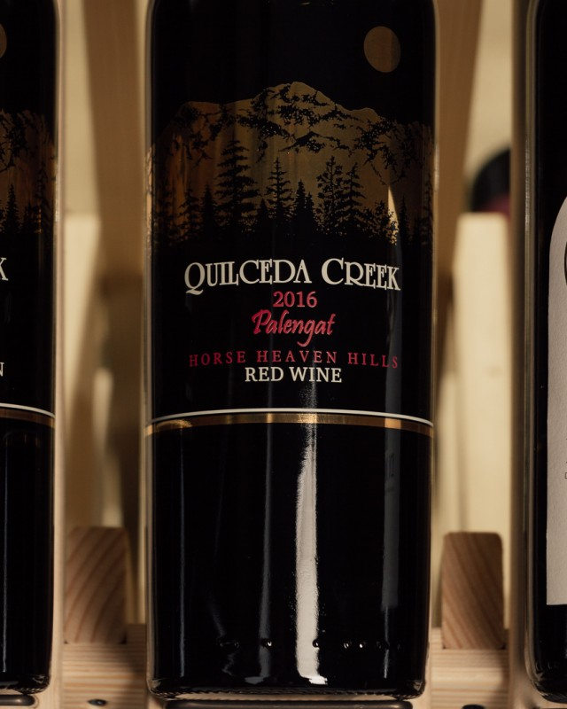 Quilceda Creek Proprietary Red Palengat Vineyard 2016