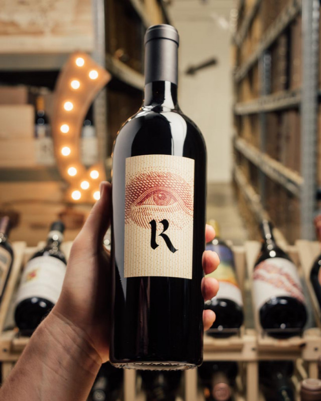 Realm Cabernet Sauvignon To Kalon 2017  - First Bottle