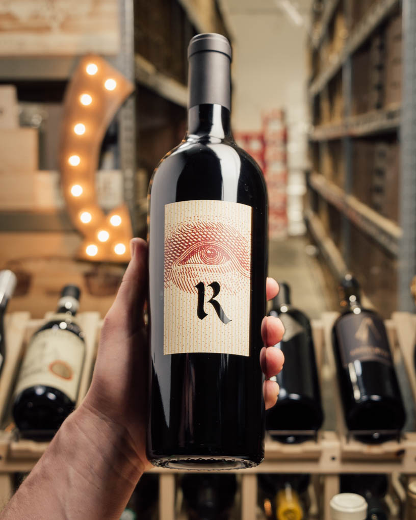 Realm Cabernet Sauvignon To Kalon 2018  - First Bottle