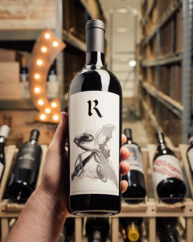 Realm Estate Cabernet Sauvignon Moonracer Stag's Leap District 2018  - First Bottle